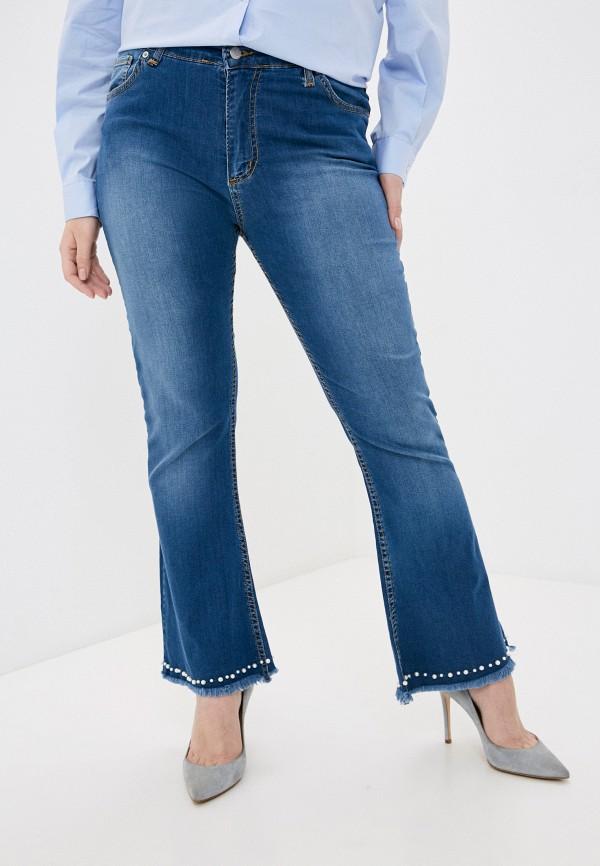 женские джинсы sophia, голубые