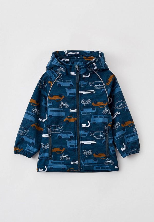 куртка name it для мальчика, бирюзовая