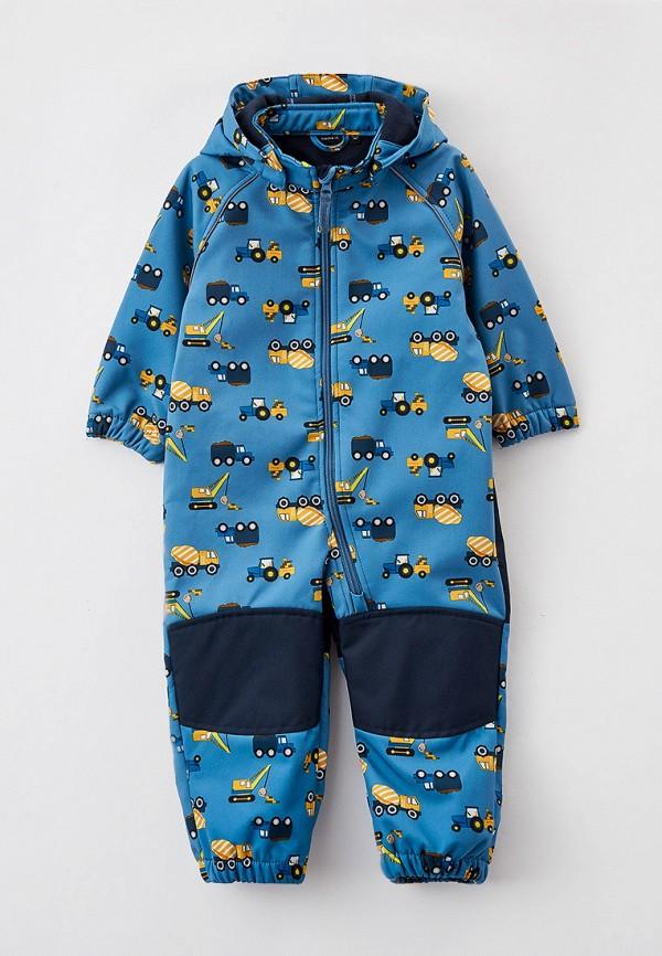 комбинезоны и костюмы name it для мальчика, голубые