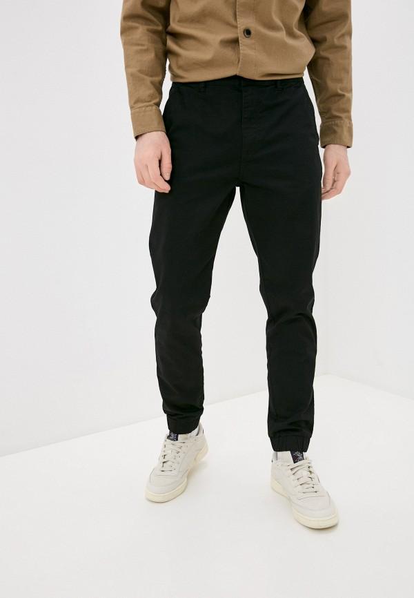 мужские брюки чинос only & sons, черные