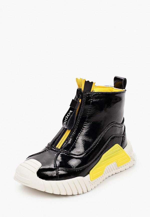 Ботинки для девочки Kapika 52419ук-1 Фото 2