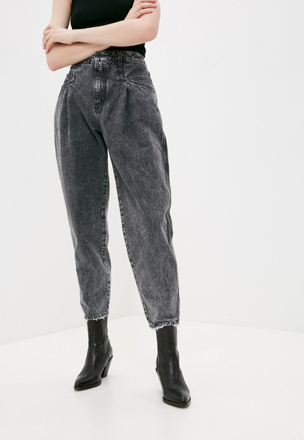 женские джинсы closed, серые
