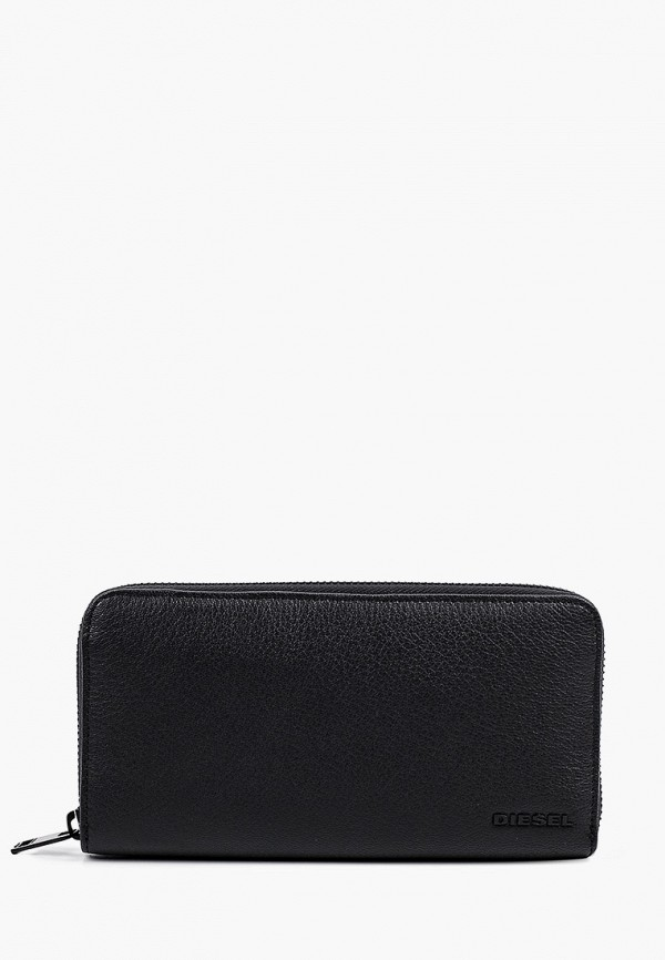 мужской кошелёк diesel, черный