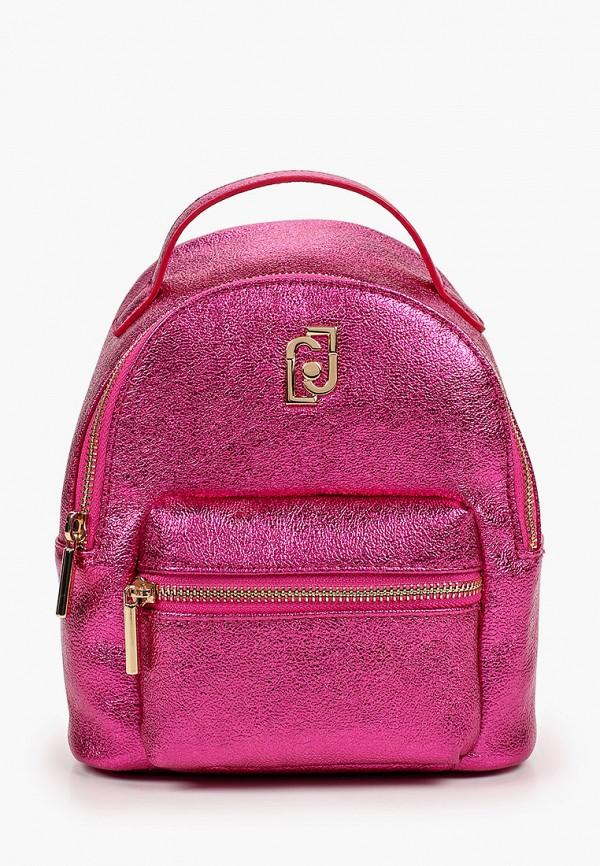 рюкзак liu jo для девочки, розовый