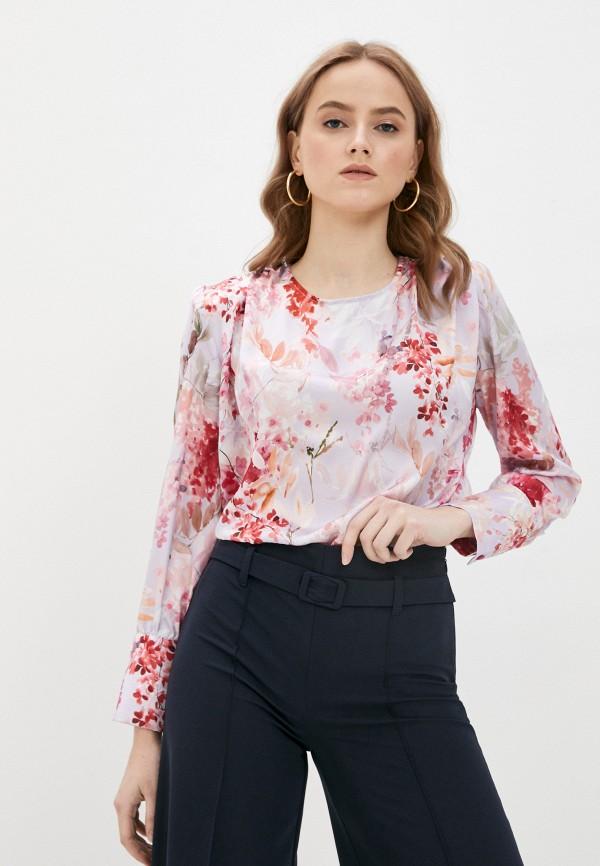 женская блузка rinascimento, фиолетовая