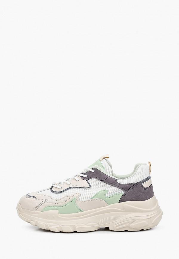 женские низкие кроссовки diora.rim, бежевые