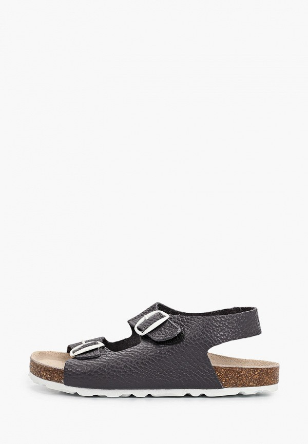 сандалии barritos для мальчика, серые