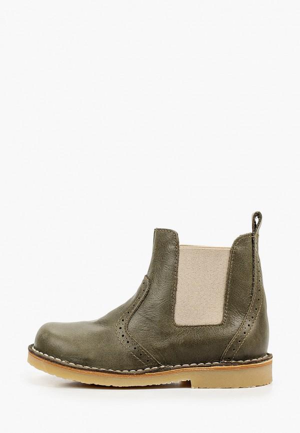 ботинки barritos малыши, хаки