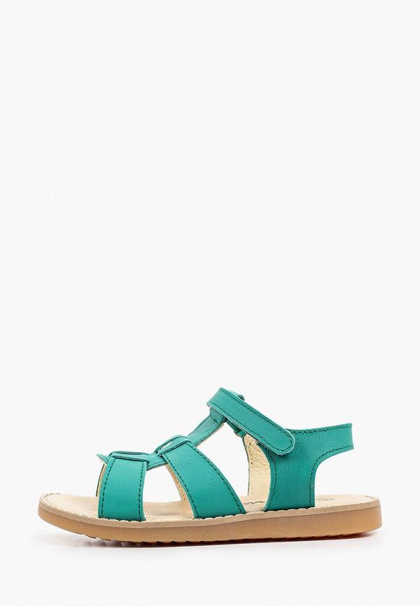 сандалии barritos малыши, зеленые