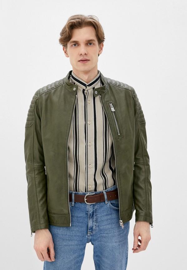 мужская куртка oakwood, хаки