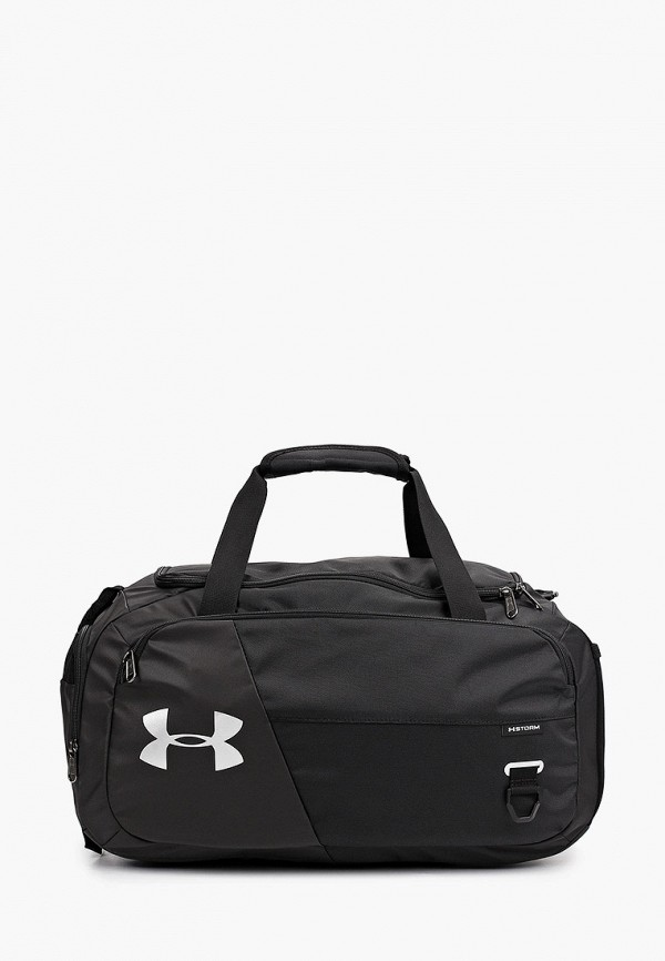 женская спортивные сумка under armour, черная