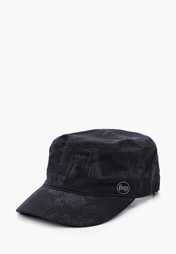 женская кепка buff, черная