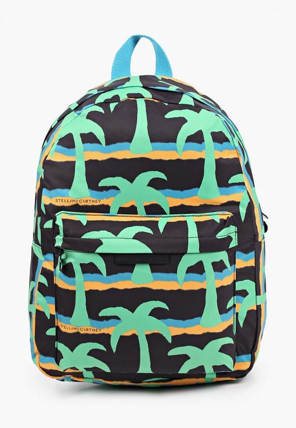 рюкзак stella mccartney для мальчика, разноцветный