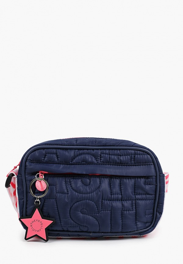сумка stella mccartney для девочки, синяя