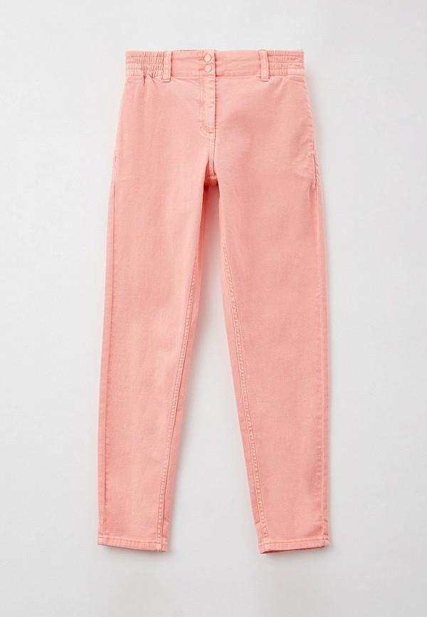 джинсы stella mccartney для девочки, розовые