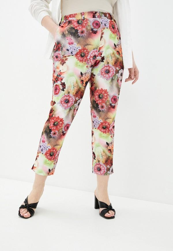 женские прямые брюки svesta, разноцветные