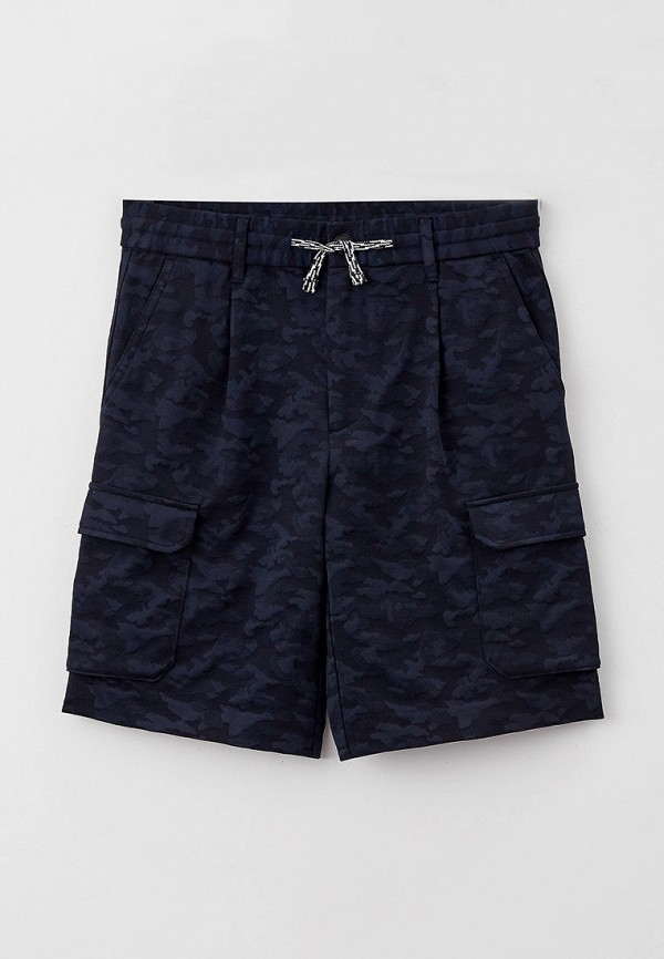 шорты emporio armani для мальчика, синие