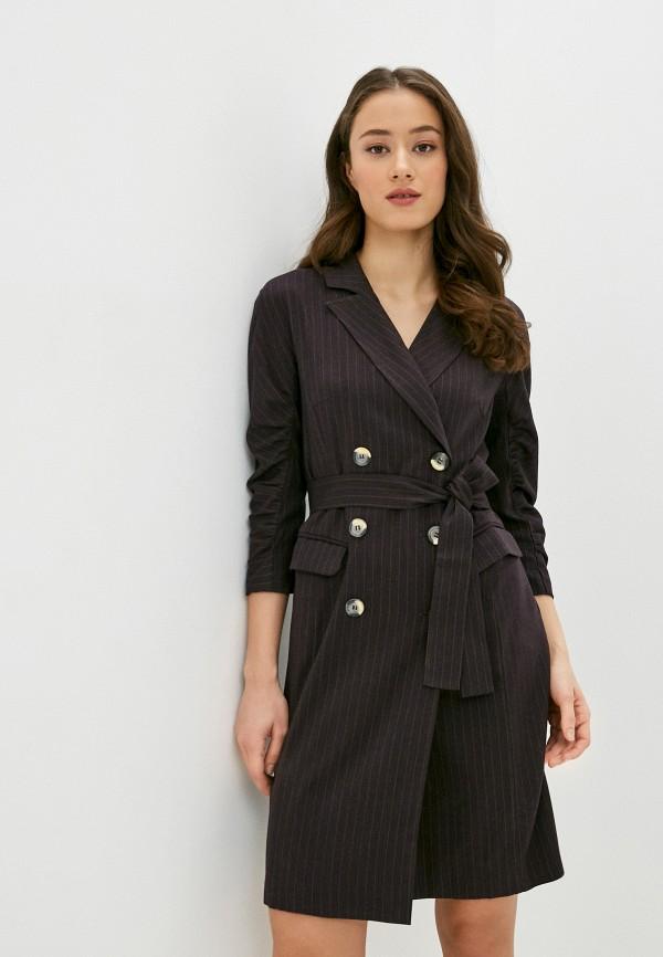 женское платье shartrez, фиолетовое