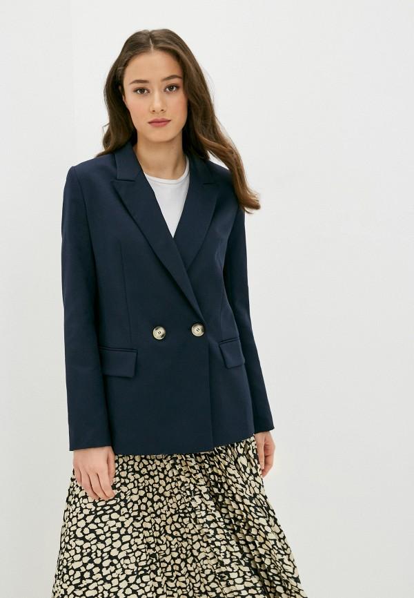 женский пиджак shartrez, синий