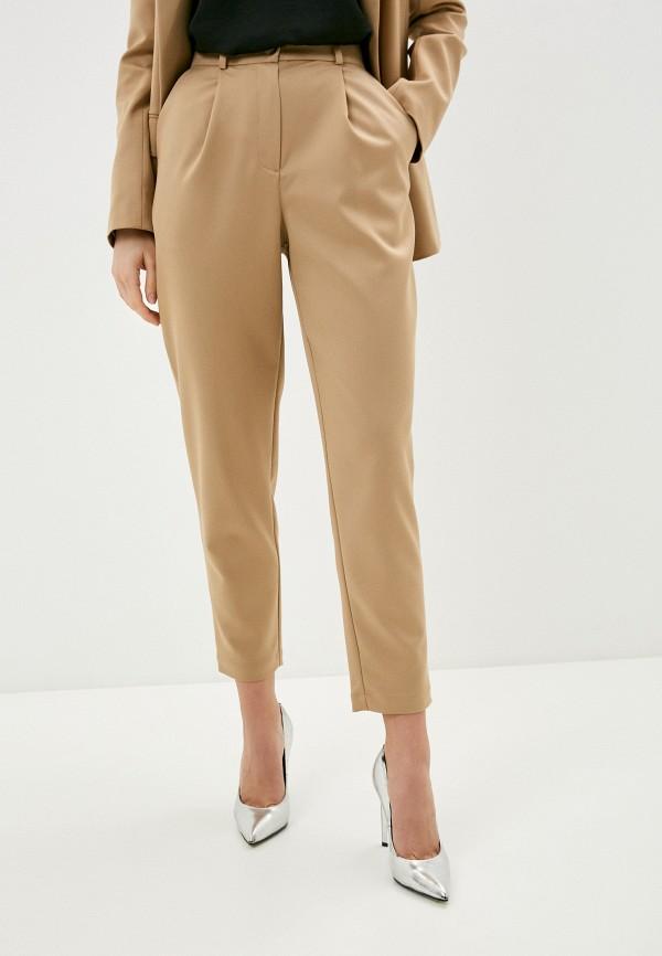 женские повседневные брюки shartrez, бежевые