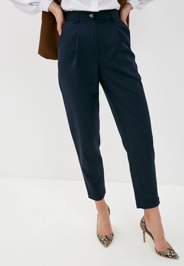 женские повседневные брюки shartrez, синие