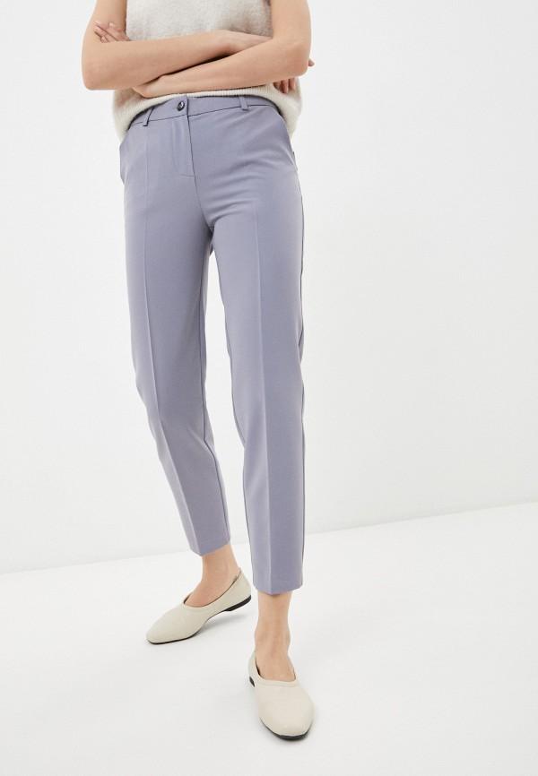 женские повседневные брюки shartrez, серые