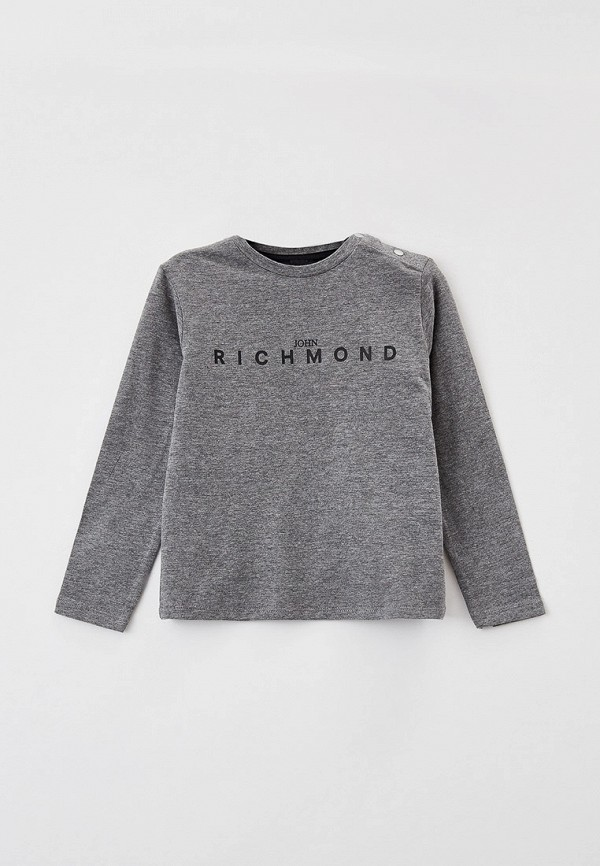 лонгслив john richmond малыши, серый