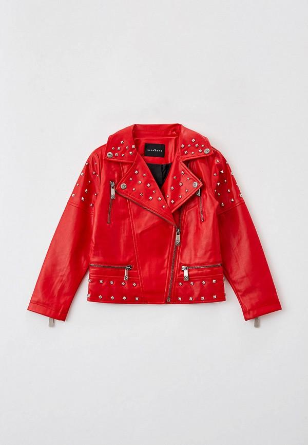 куртка john richmond малыши, красная