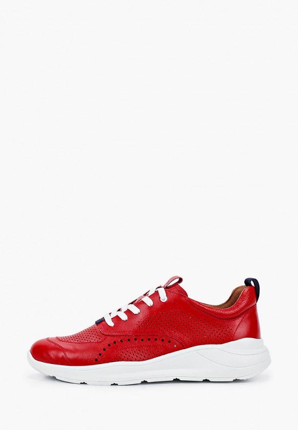 мужские кроссовки mcm, красные