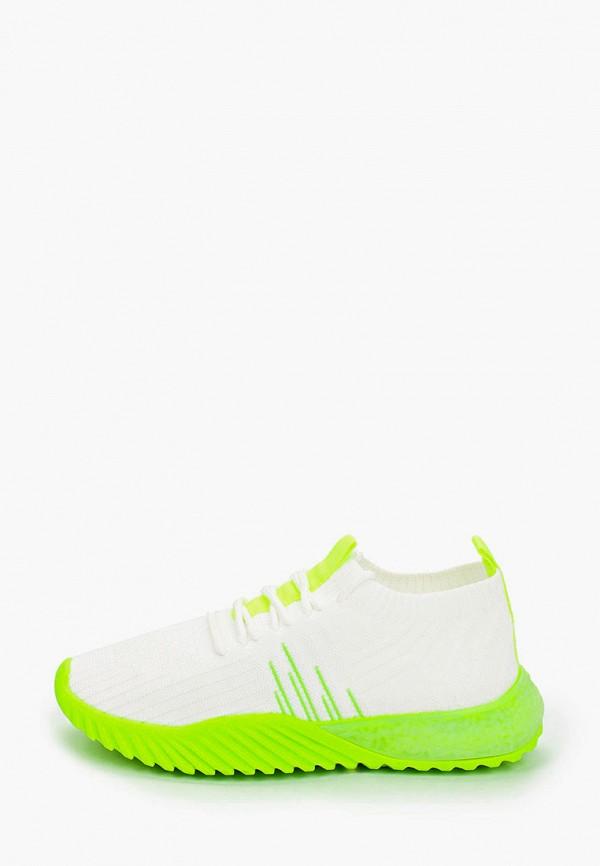 женские кроссовки trien, белые