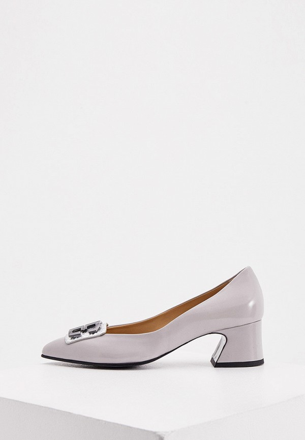 женские туфли fabi, серые