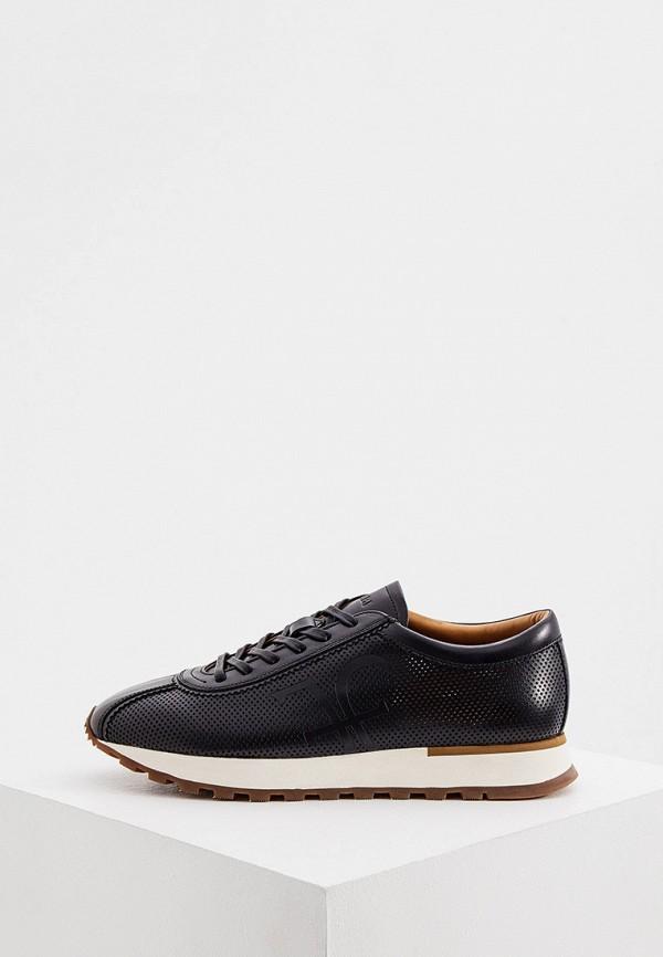 мужские низкие кроссовки fabi, черные