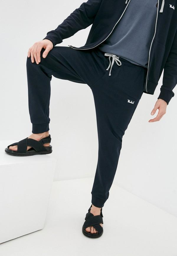 мужские спортивные брюки woolrich, синие