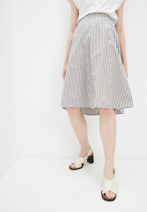женская юбка woolrich, разноцветная