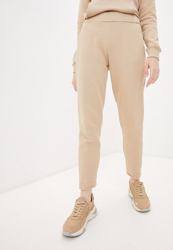 женские спортивные брюки woolrich, бежевые