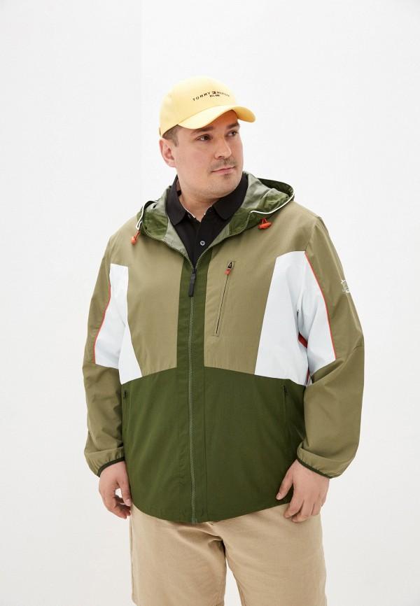 мужская легкие куртка jack & jones, хаки