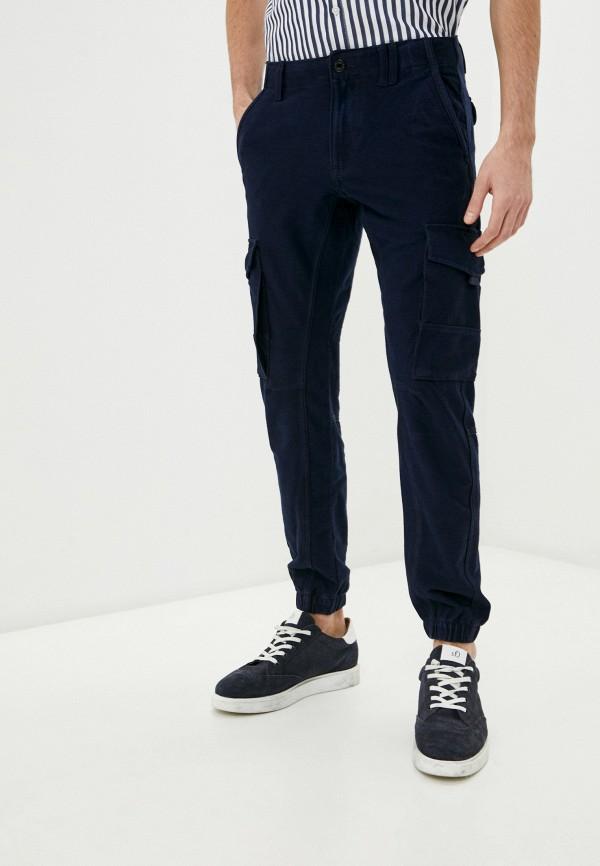 мужские брюки jack & jones, синие