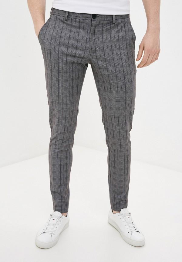 мужские повседневные брюки produkt, серые