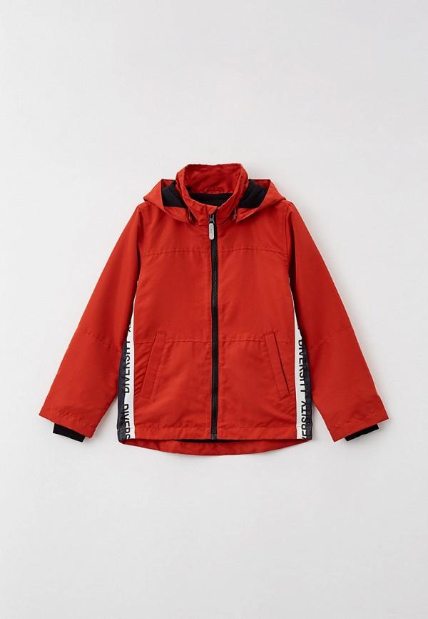 куртка name it для мальчика, красная