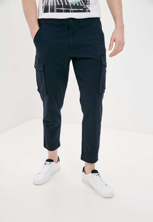 мужские брюки selected homme, синие