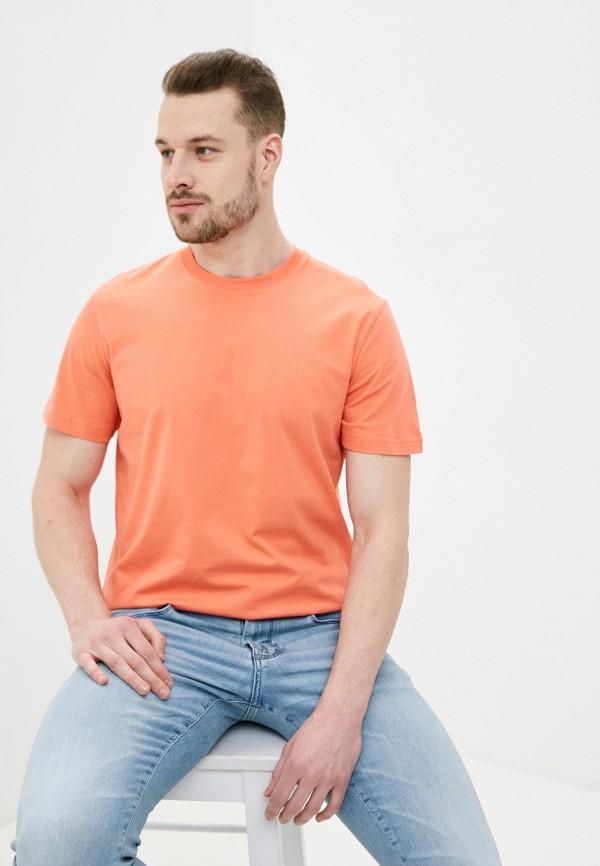 мужская футболка с коротким рукавом selected homme