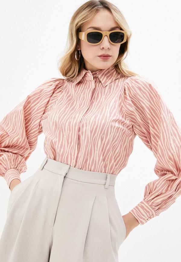 женская блузка y.a.s, разноцветная