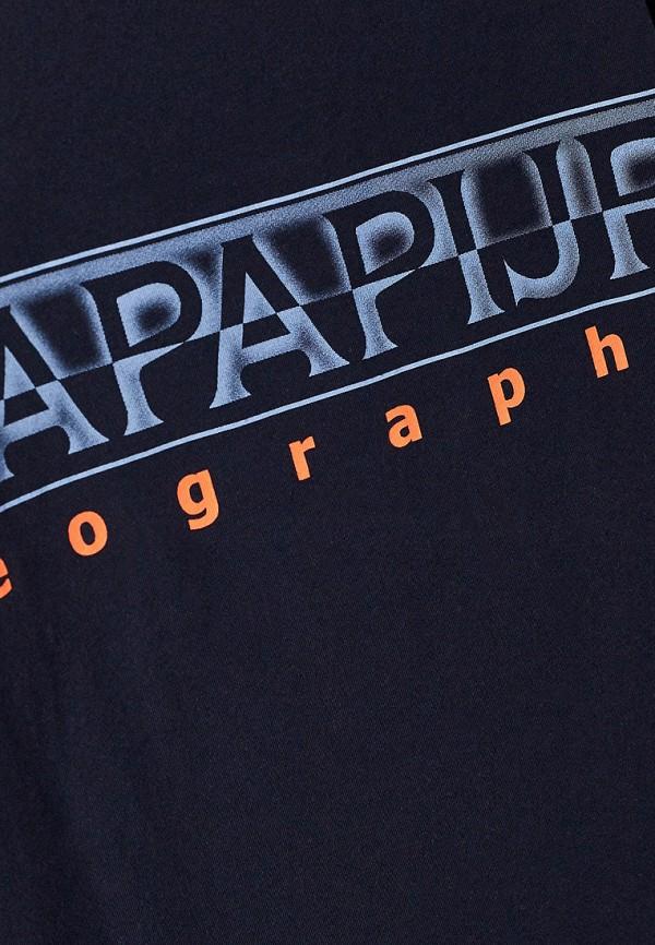Лонгслив для мальчика Napapijri NA4F1O176 Фото 3
