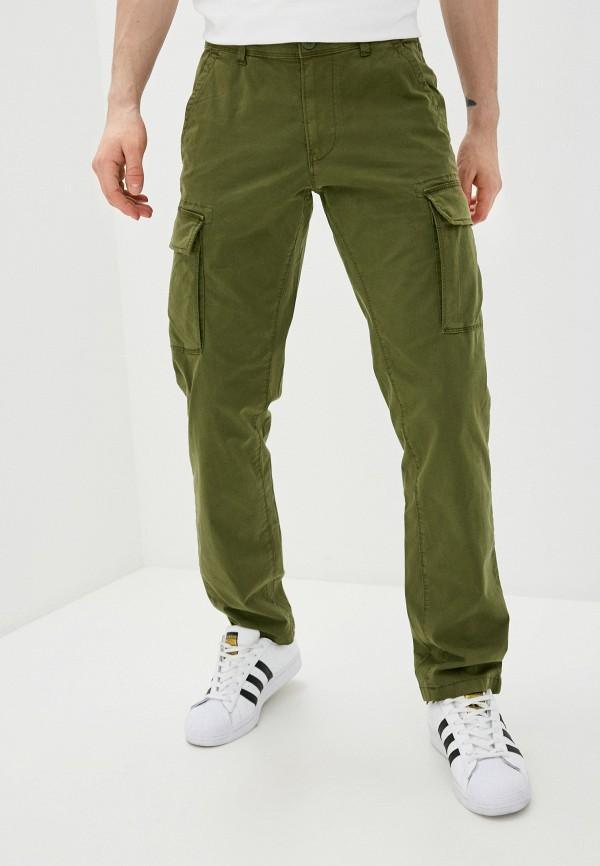 мужские брюки napapijri, хаки