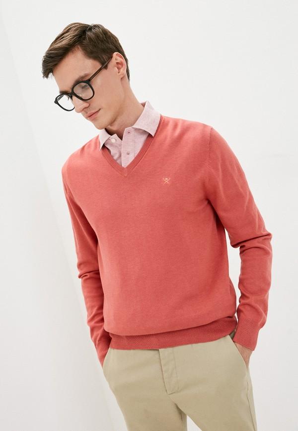 мужской пуловер hackett london