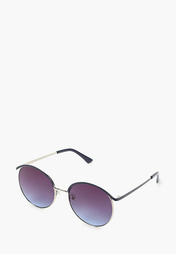 Очки солнцезащитные Fabretti серебрянного цвета