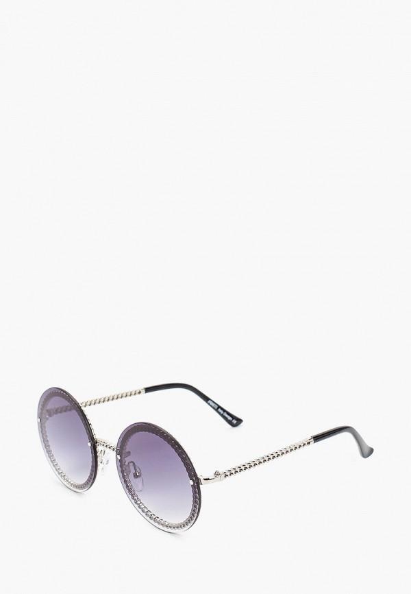 Очки солнцезащитные Fabretti серого цвета