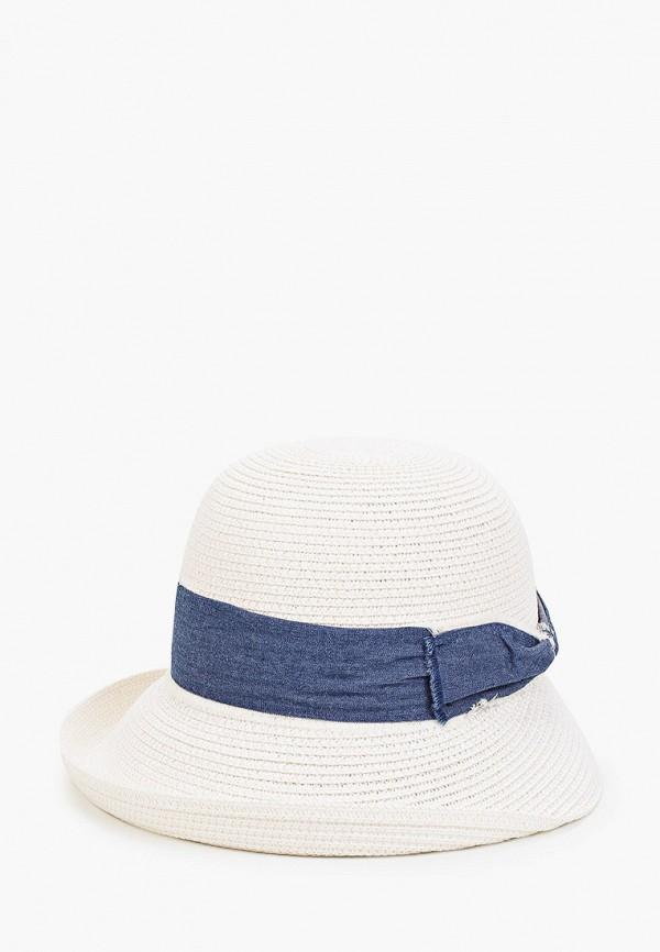 женская шляпа fabretti, белая