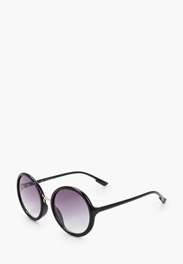 женские солнцезащитные очки fabretti, черные
