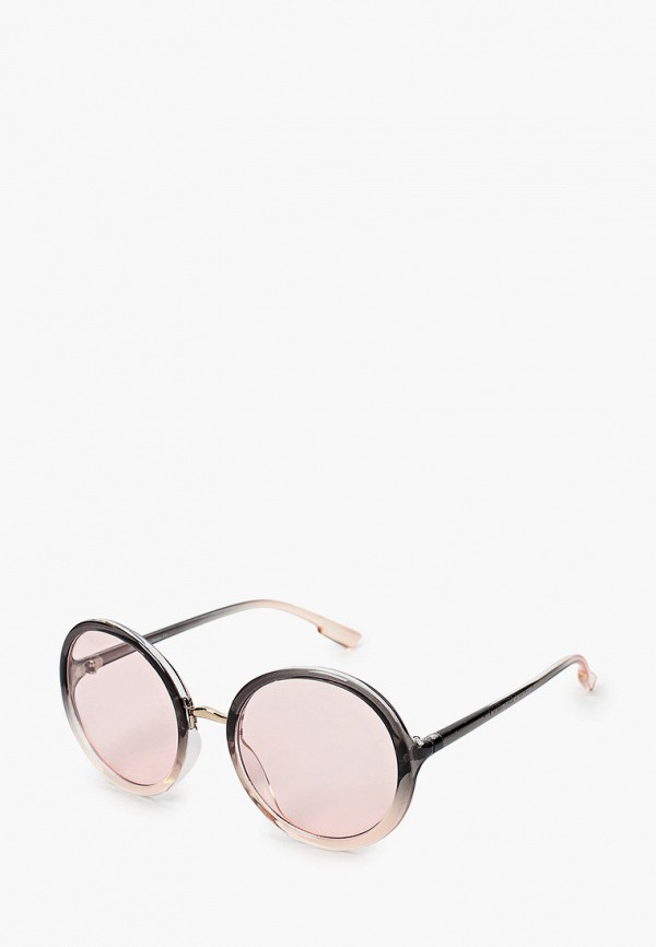 женские солнцезащитные очки fabretti, розовые
